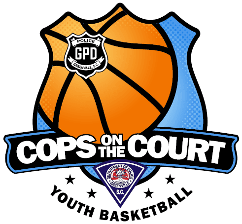 cops on the court logo
