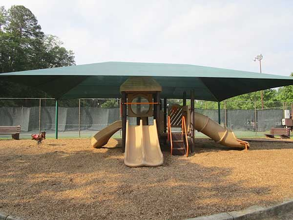 Cleveland playground near shelter 7
